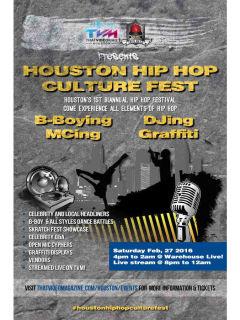 ThatVideoMag Houston Hip Hop Culture Fest