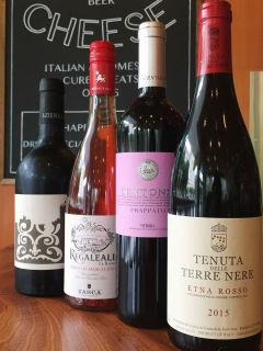 Italic presents Sicilian Wine Tasting + Pop-Up Dinner