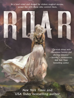 Book People Cora Carmack: <i>Roar</i>