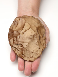 Nasher Sculpture Center presents First Sculpture: Handaxe to Figure Stone