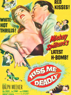 Austin Film Society presents <i>Kiss Me Deadly</i>