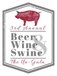 Manos de Cristo presents Beer, Wine & Swine, the Un-Gala