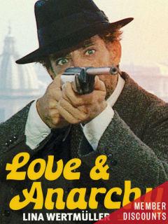 AFS Cinema presents <i>Love and Anarchy</i>