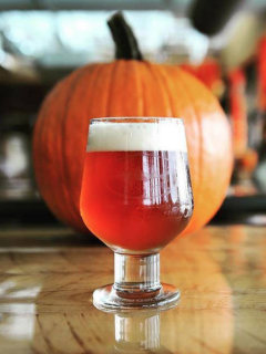Easy Tiger presents Pumpkin Beer Flights