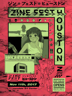 Zine Fest Houston 2017