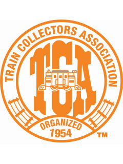 Train Collectors Association logo