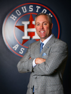 Reid Ryan Houston Astros president