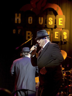 Places-A&E-House of Blues blues brothers act