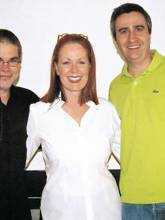 News-Carol Barden, Erick Ragni, Scott Straser