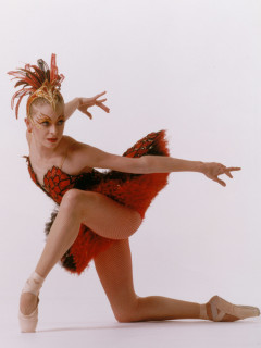 "News-Wozny Column Oct. 2009-Barbara Bears-""The Firebird"""