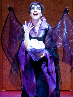 Events_Stages_Panto Sleeping Beauty_Carolyn Johnson_Evil Fairy Meanie