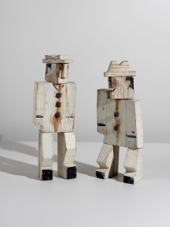 News_Two White Men_Joaquin Torres-Garcia_The Menil Collection
