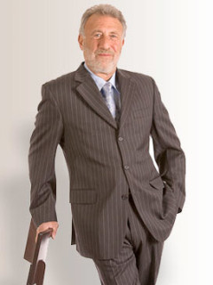 News_George Zimmer_Men's Wearhouse