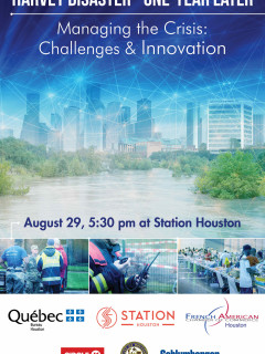 <i>Harvey Disaster - One Year Later Managing the Crisis: Challenges & Innovations</i>