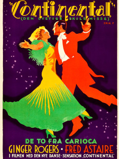 """""""Gotta Dance Too: The Art of the Dance Movie Poster"""" Artist Talk and Reception"""