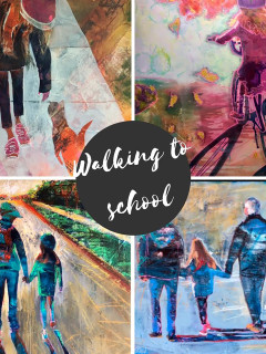 St. Matthew's Cathedral Arts presents Juliana Crownover: Walking to School