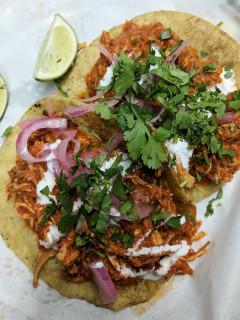 Vaquero Taquero tacos Austin