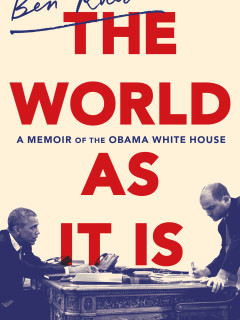 <i>The World As It Is: A Memoir of the Obama White House</i>