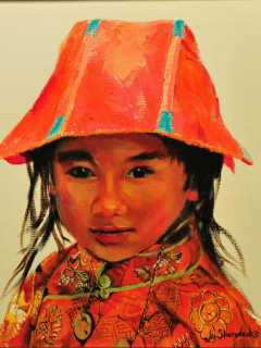"""Traversing Tibet"" opening reception"