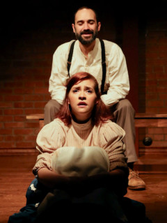 Unity Theatre presents Amelia