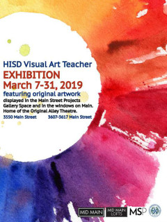 Art Teachers' Art Exhibit