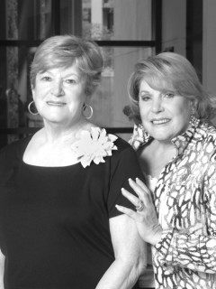 Lea Weems and Ruth Steinfeld