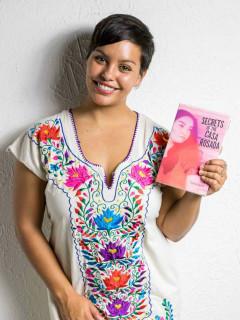 Alex Temblador: <i>Secrets of the Casa Rosada</i> reading