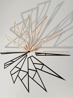 Anya Tish Gallery presents Garland Fielder: Neveroddoreven