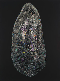 """Odyssey: Jack Whitten Sculpture, 1963–2017"" closing day"
