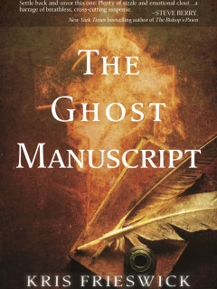 Kris Frieswick: The Ghost Manuscript