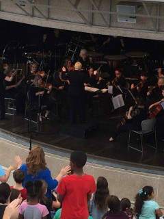 Family Concert Performance with Fort Bend Symphony Orchestra