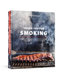 Thank You For Smoking Cookbook Launch Party