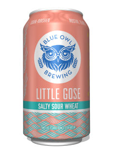 Beer Release: Little Gose w/ Thai Basil & Orange
