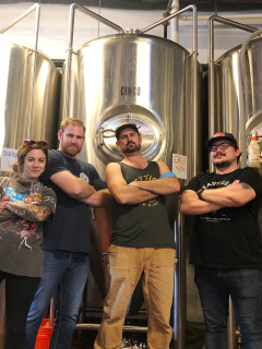 St. Elmo Easy Helles Launch Party