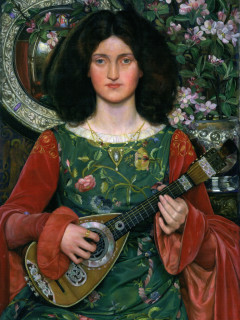 """Victorian Radicals: From the Pre-Raphaelites to the Arts & Crafts Movement"""