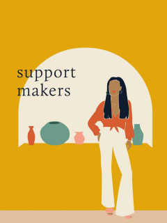 Guaranteed To: Support Makers