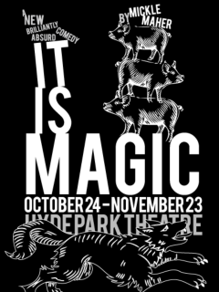 It is Magic