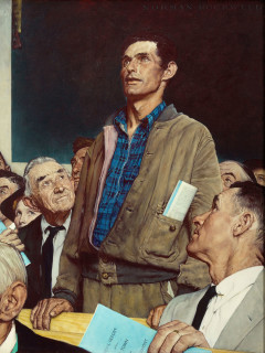 Norman Rockwell: American Freedom