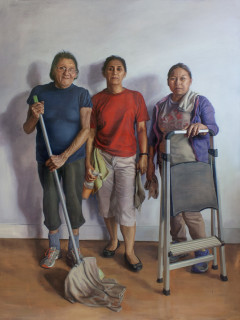 """Arely Morales: """"One by One"""" opening reception"""