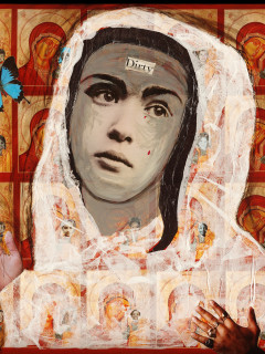 """""""My Father's Daughter: Byzantine Art in the Modern World"""" opening reception"""