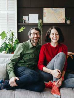 Brooke Barker & Boaz Frankel