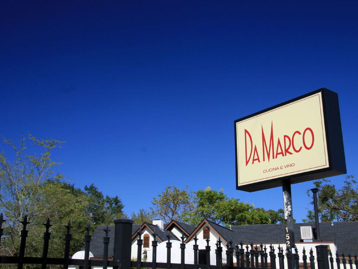 Places-Eat-Da Marco-exterior-sign-1