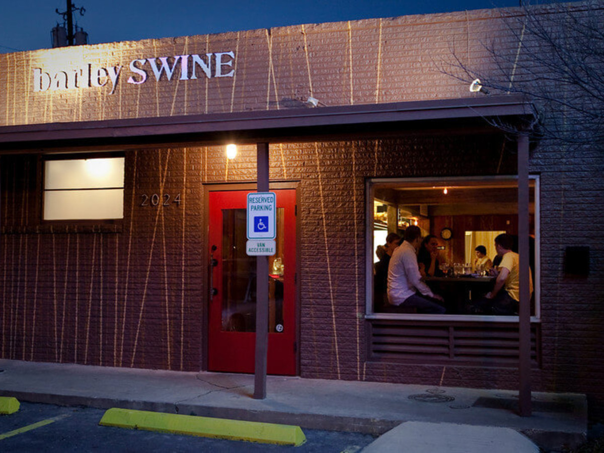 Austin photo: Places_Food_Barley Swine_Exterior