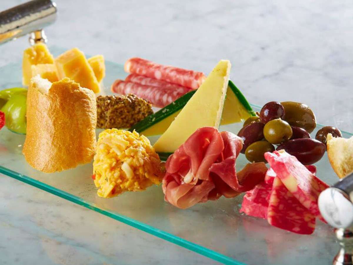 Charcuterie at FW Market+Table in Fort Worth