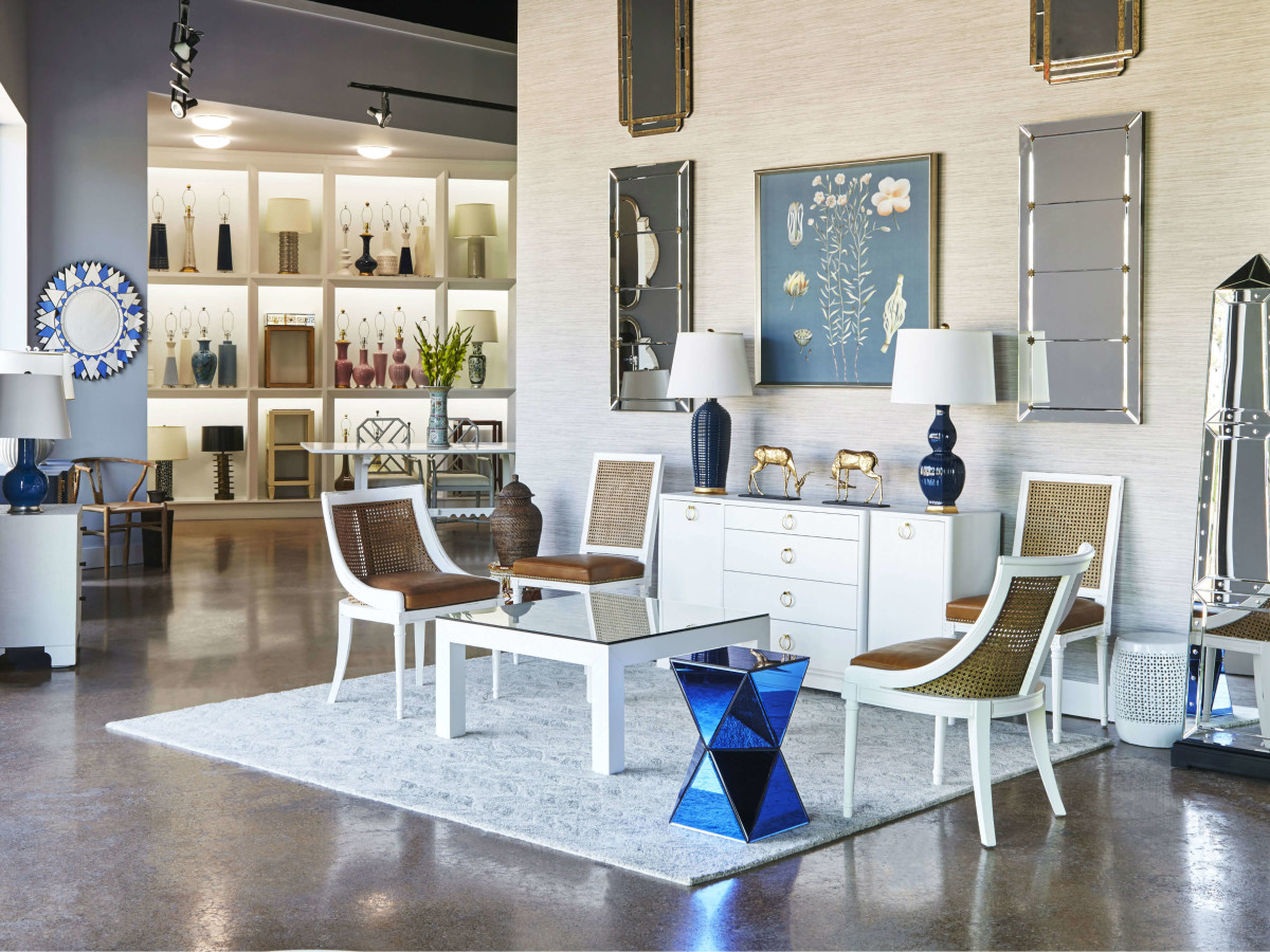 New York Furniture Brand Picks Dallas Design District For First