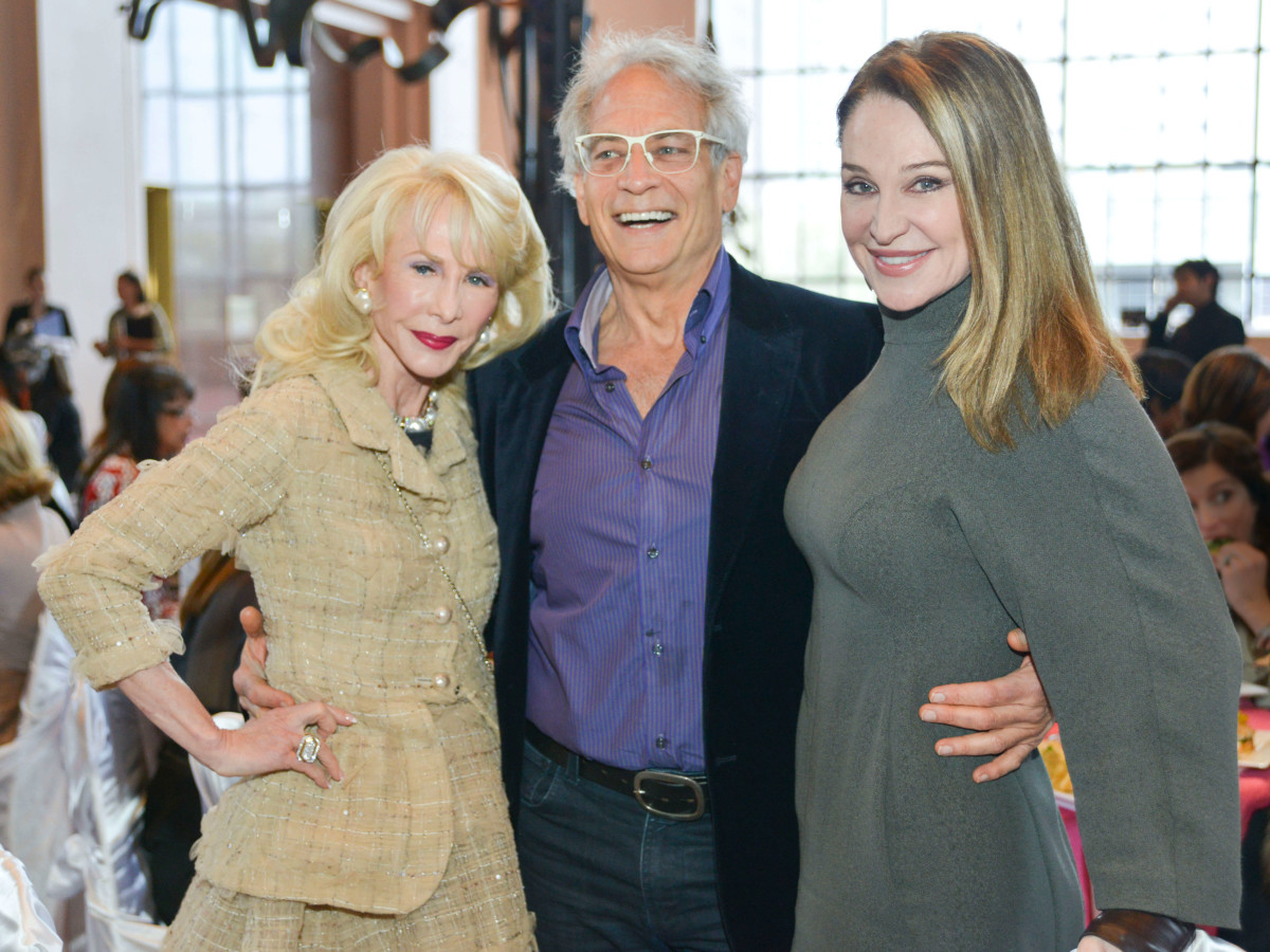 24, Passion for Fashion, March 2013, Diane Lokey Farb, Mickey Rosmarin, Becca Cason Thrash