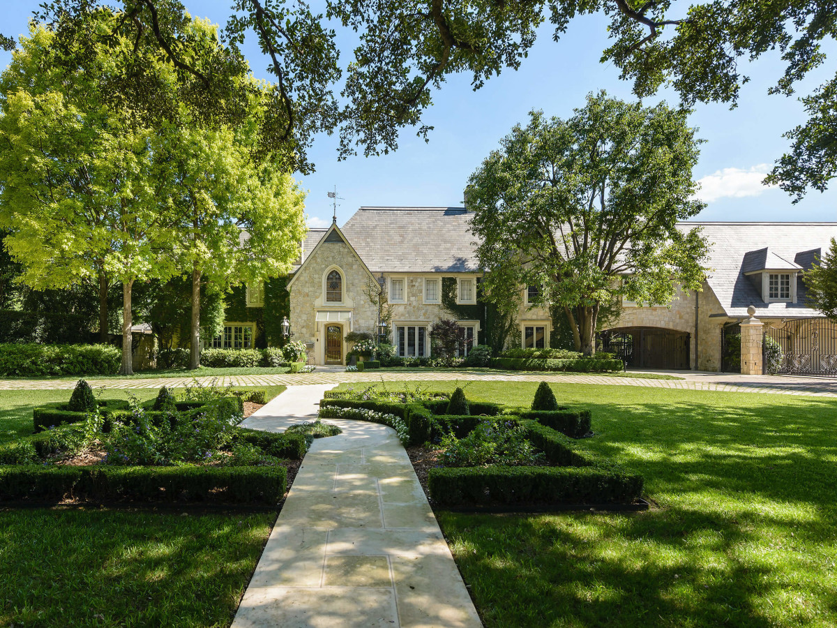 Inside The Most Expensive House For Sale In Dallas Right Now