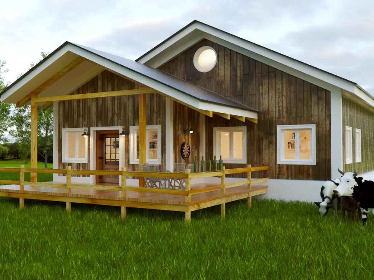 Homes.com, British image of Texas home