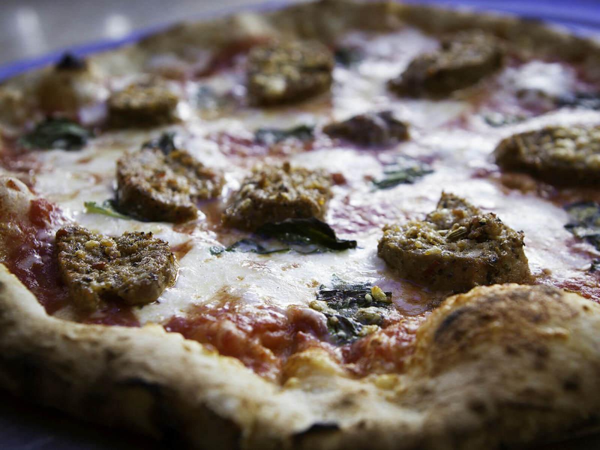 Dough Pizzeria pizza