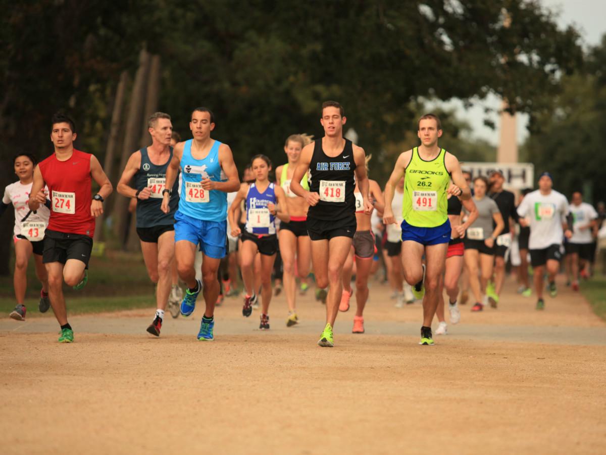 Hermann Park Conservancy presents Run in the Park